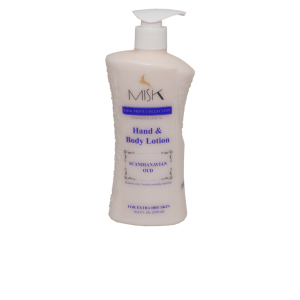 Scandinavian Oud Body Lotion